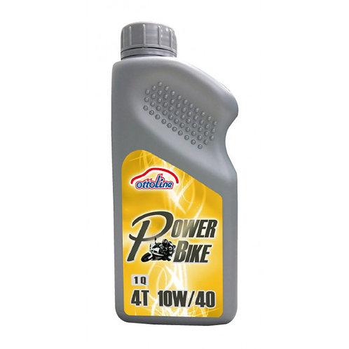 強效特護4T機油 POWER BIKE 10W/40