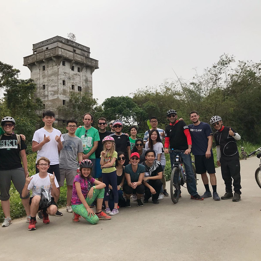 Cycling for Soap Cycling 2019
