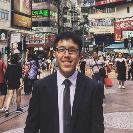 Soap Cycling Singapore: Meet Jeremy