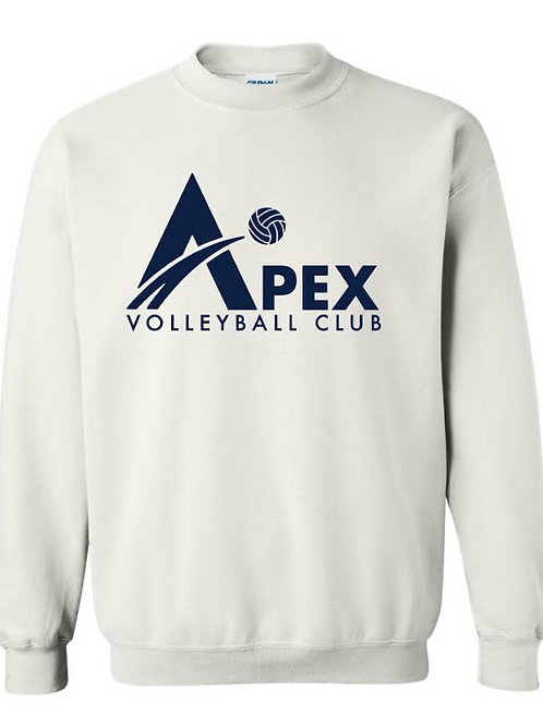 Sweatshirt with Navy Print (2 Colors)
