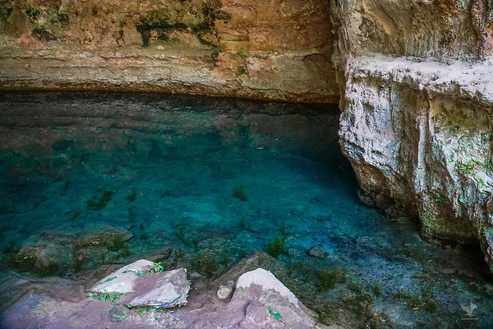 GoMartins Lagoa Azul Chapada dos Guimarães Caverna