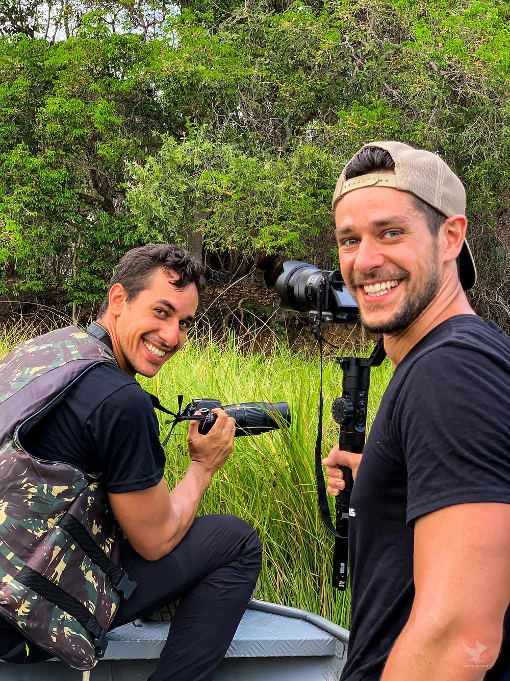 Irmãos Martins, GoMartins, Pantanal Mato Grosso