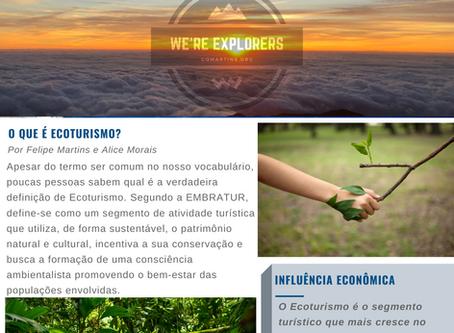 Ecoturismo e a missão GoMartins