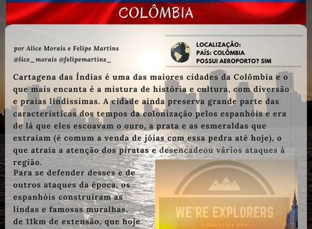 Cartagena como você nunca viu!