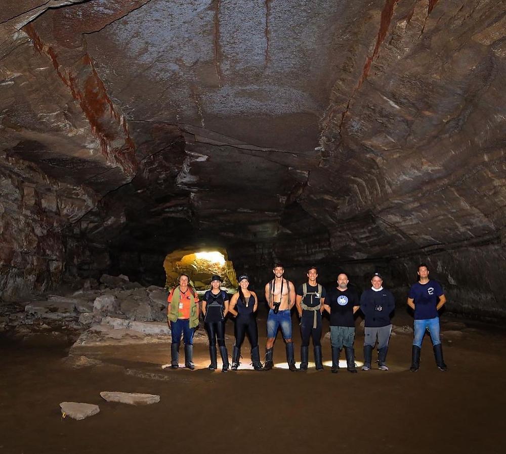 Equipe GoMartins caverna pobe jari valter patrial