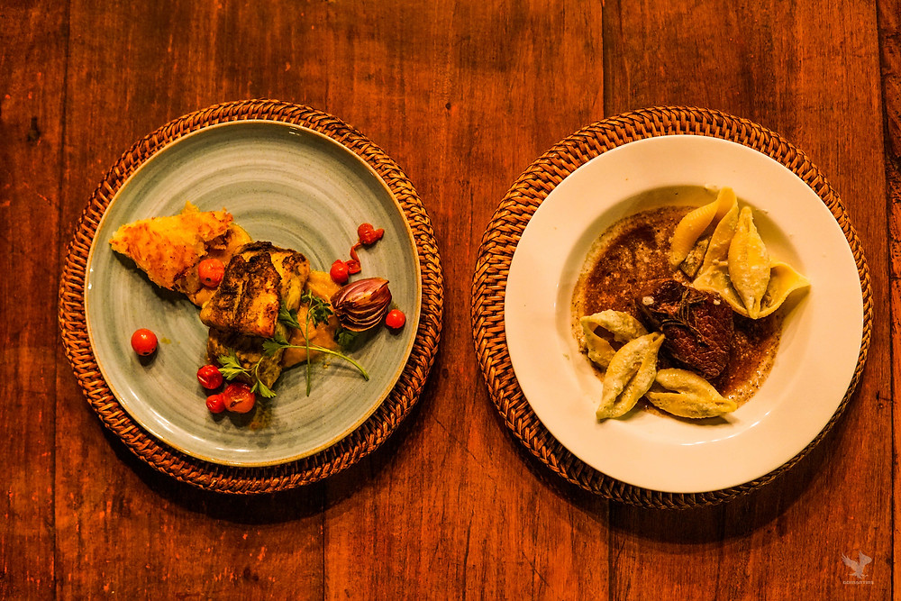 GoMartins Pratos Gastronomia Jantar Casa da Quineira