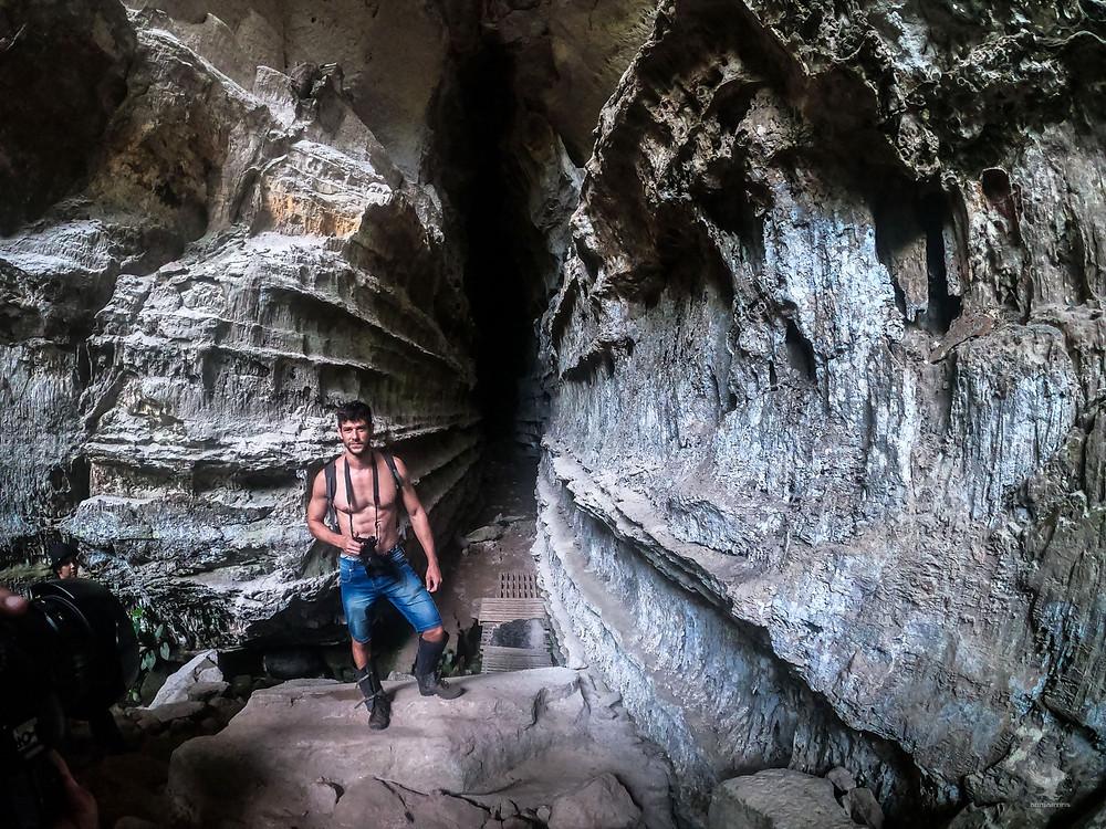 GoMartins Felipe Martins caverna Kyogo Brado chapada dos guimarães