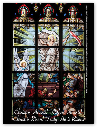 The Resurrection (Large) – 100 Cards @ $1.35 each card