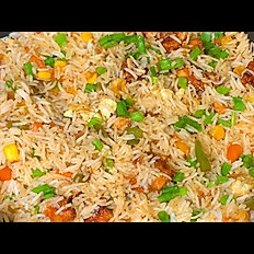 Paneer/chicken 65 fried rice