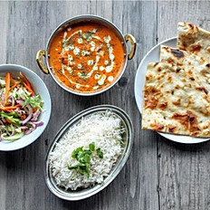Paneer Tikka Masala Lunch Box