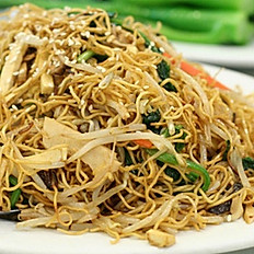 Chicken Street side chowmein