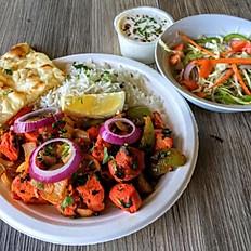 Chicken Tikka Kabab Lunch Box