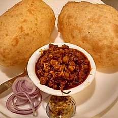 Cholla Bhature