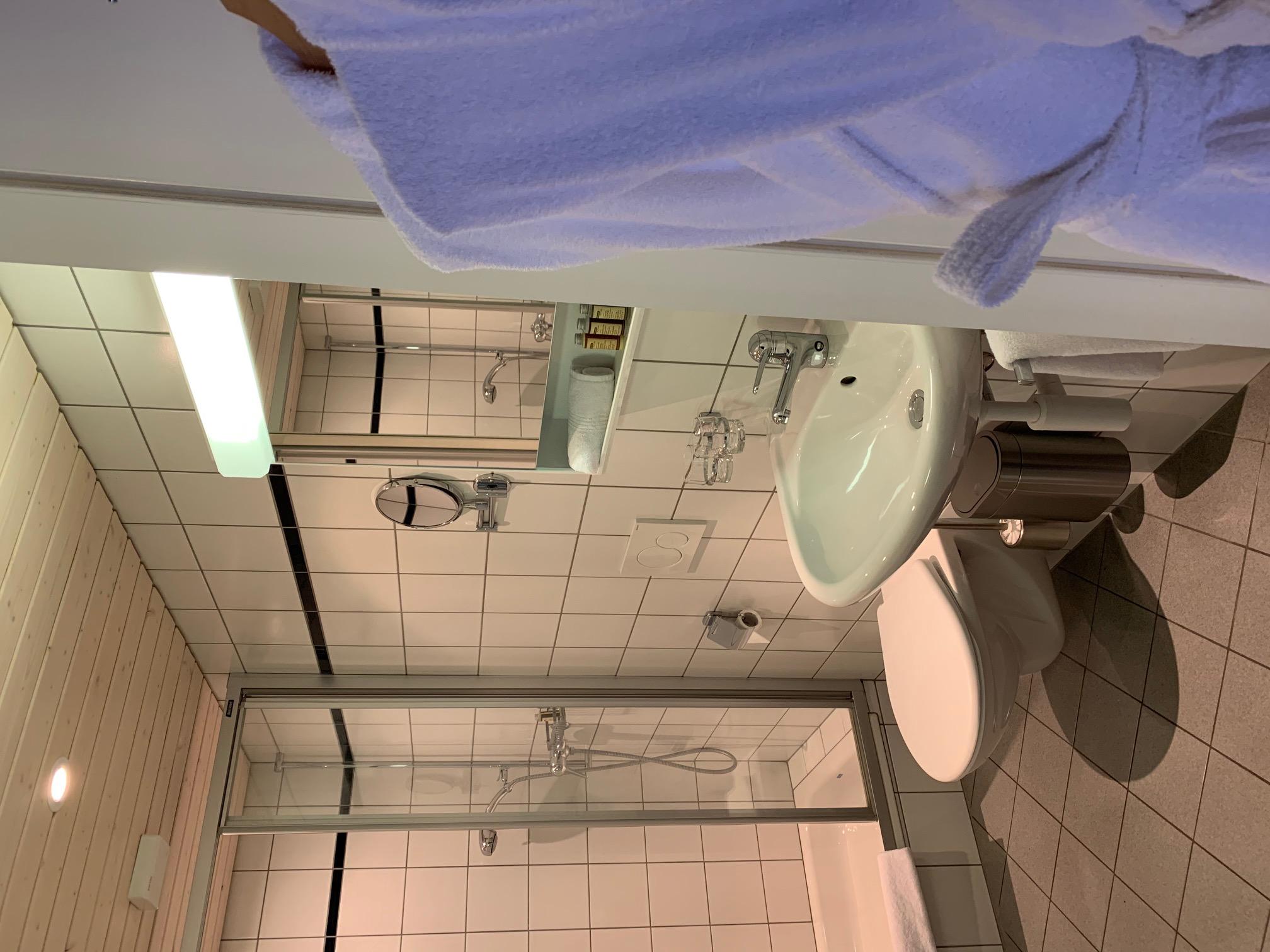 Salle de bains du Bailli