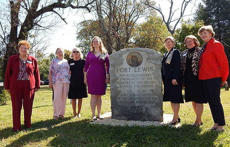 2017 Fort Lewis Dedication