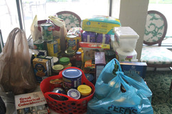 Items to support Military Families