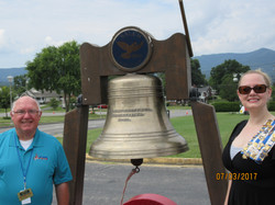 July 4th Ringing of the Bells