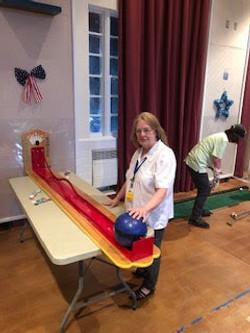 Member Volunteering at VA