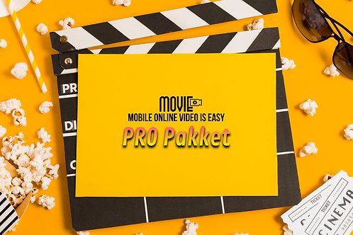 MOVIE - PRO Pakket