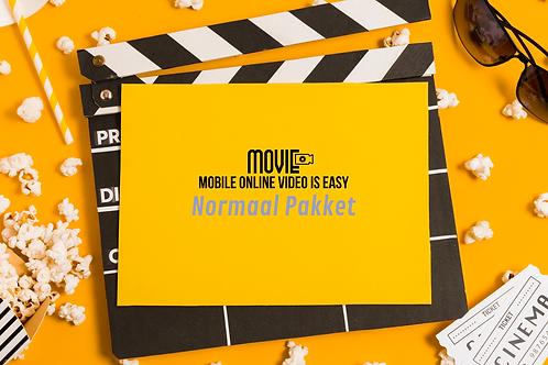 MOVIE - Normaal Pakket