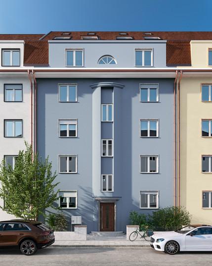 Bechburgerstrasse Basel