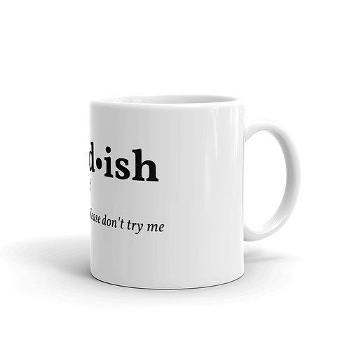 Savedish Mug