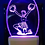 Thumbnail: CHEERLEADER NIGHT LIGHT