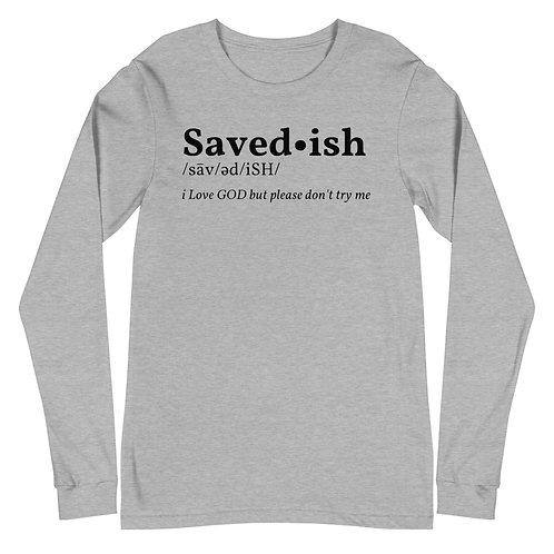 Savedish Long Sleeve Tee