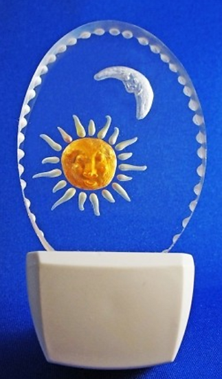 SUN & MOON NIGHT LIGHT