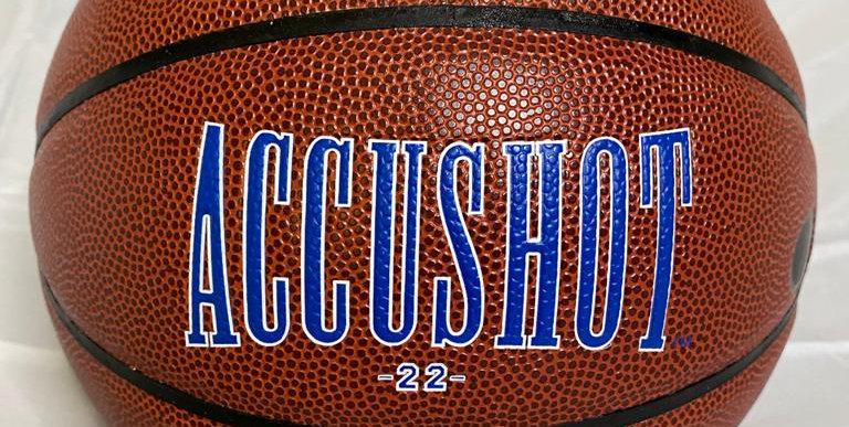 Accushot22 Training Basketball