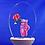Thumbnail: BALLET SLIPPERS & ROSE NIGHT LIGHT