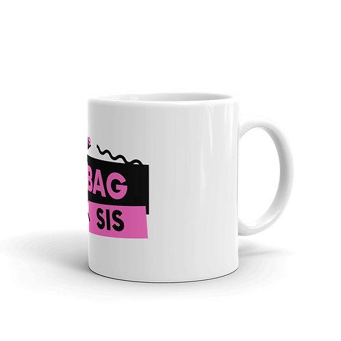 Get your bag mug