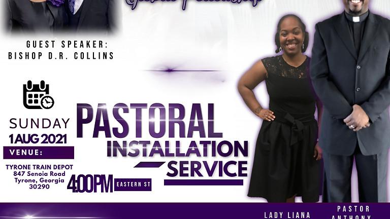 Pastoral Installation Service