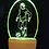 Thumbnail: MALE SOCCER PLAYER NIGHT LIGHT