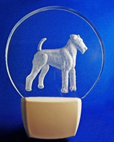 AIREDALE NIGHT LIGHT