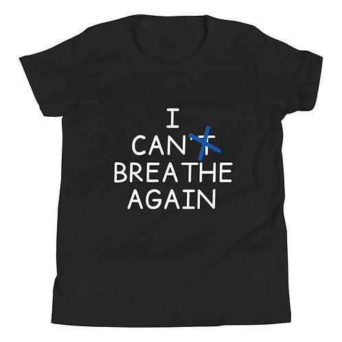 I Can Breathe Again Kid's Shirt