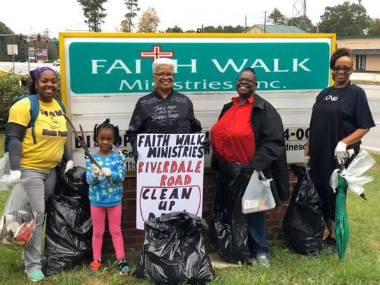 Faith Walk Ministries Inc
