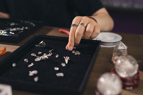creation de bijoux et bague en diamant Bijouteries Bouju