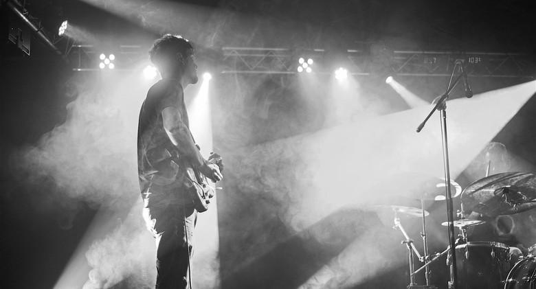 Esthesis Live @ L'Usine à Musique, The Awakening Tour, Toulouse, 17/09/21 Baptiste Desmares & Florian Rodrigues Photo : Damien L photographe
