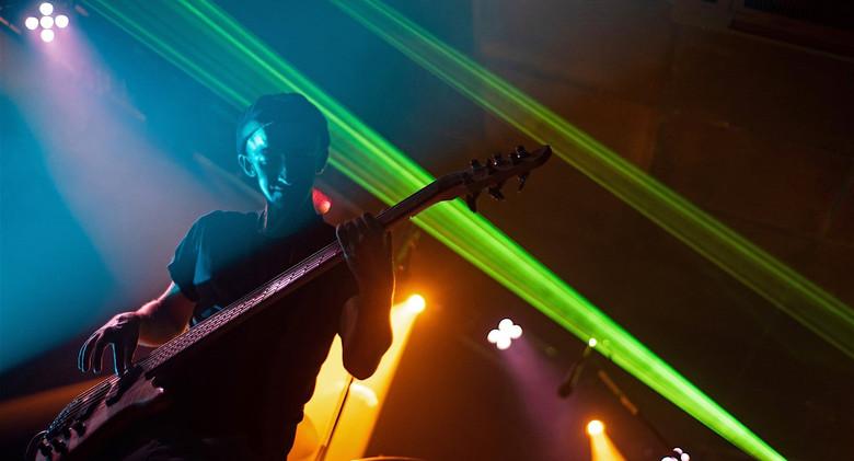 Esthesis Live @ L'Usine à Musique, The Awakening Tour, Toulouse, 17/09/21 Marc Anguill Photo : Damien L photographe