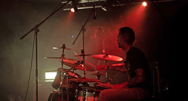 Esthesis Live @ L'Usine à Musique, The Awakening Tour, Toulouse, 17/09/21 Florian Rodrigues Photo : Damien L photographe