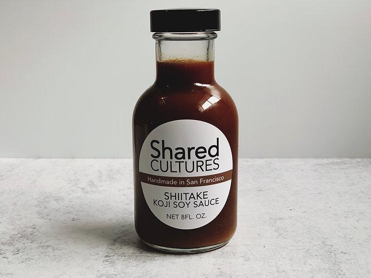 Shiitake Koji Soy Sauce