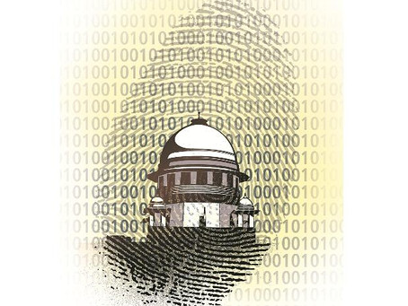 THE INDIAN CONTEXT OF PRIVACY