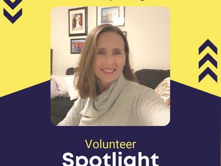 Volunteer Spotlight- Cherry King