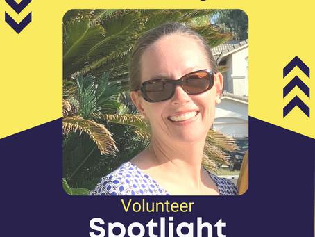 Volunteer Spotlight- Jenna Lang