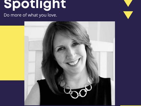 Volunteer Spotlight- Julie Tessmer Robinson