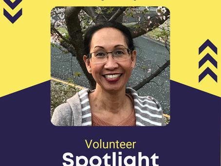 Volunteer Spotlight- Becky Timpa