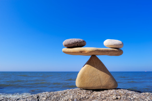 Balance Is A State of Mind