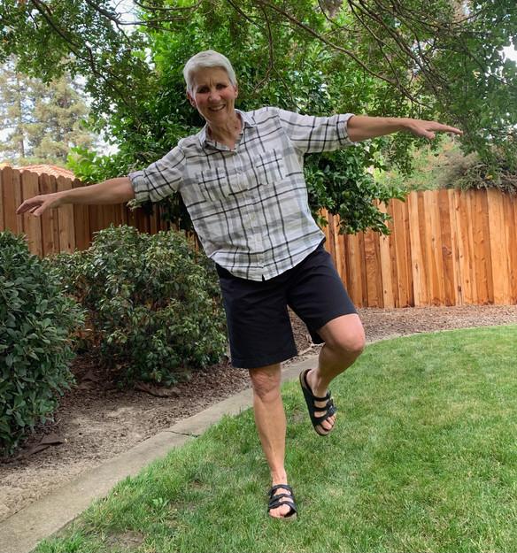 Finding My Balance