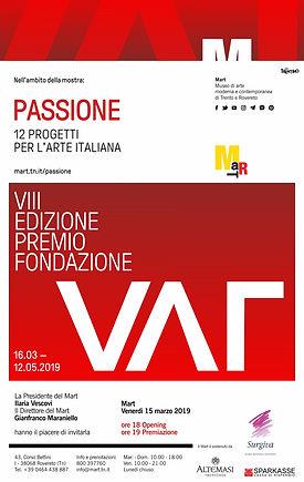 Nina Carini at VAF Prize